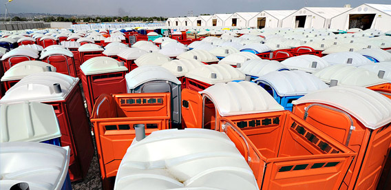 Champion Portable Toilets in Royal Oak, MI